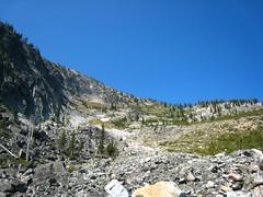 Parker Ridge Trail, Selkirk Mountains, North Idaho.