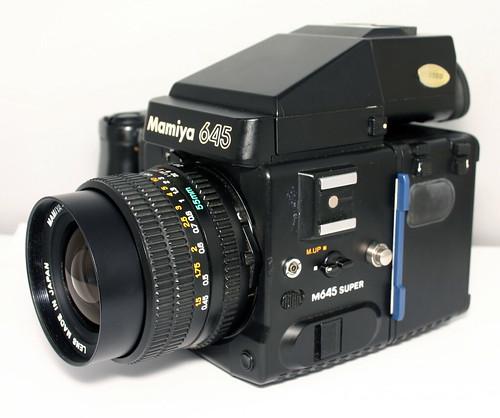 Mamiya M645 Super, Pro, Pro TL and E - Camera-wiki org - The