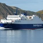 Bluebridge Cook Strait ferry thumbnail