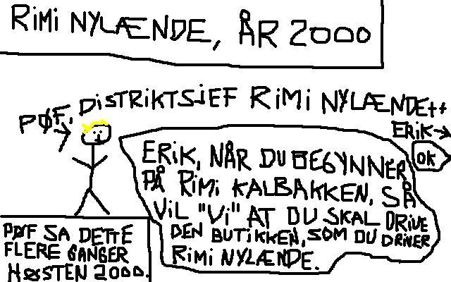 rimi kalbakken tegneserie 1