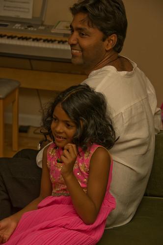 Rama and daughter
