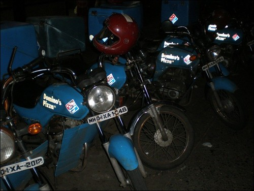 Domino's Pizza Motorcycle Club