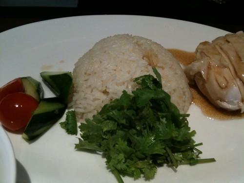 ランチ@海南鶏飯食堂2(恵比寿)