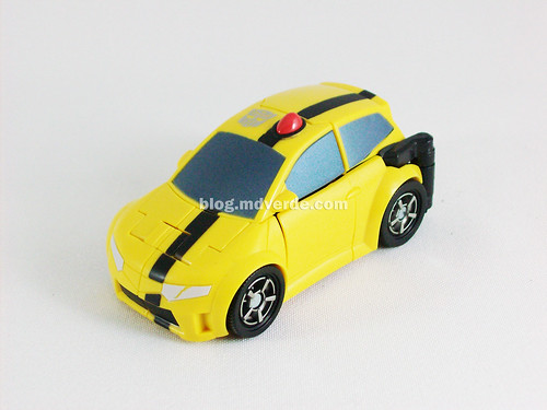 Transformers Bumblebee Animated Activator - modo alterno