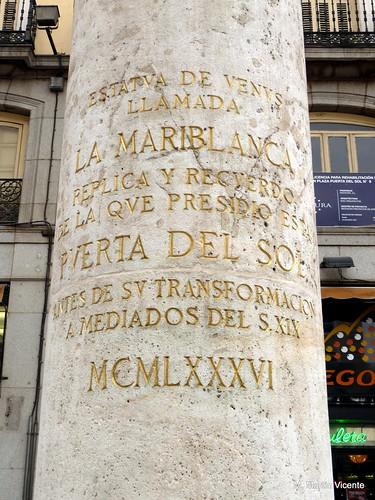 Madrid, Puerta del Sol