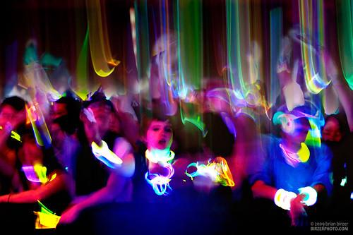 Ghostland Glowstick kids