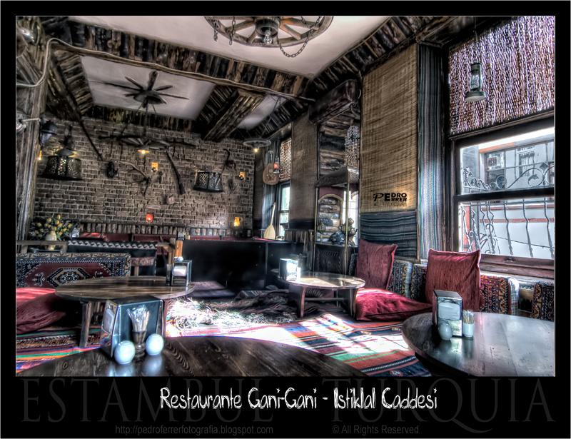 Restaurante Gani - Gani - Estambul