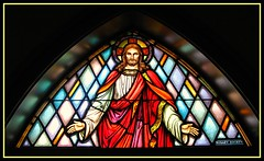 The Gentle Mastery of Christ (Loci Lenar) Tags: new art church photography blog interestingness interesting colorful catholic rss god faith religion jesus stainedglass blogs christian explore photoblog catholicchurch bloglines christianity flickrblog scripture gospel stainedglasswindow jesuschrist stainedglasswindows christianart fineartphotos diamondclassphotographer flickrdiamond inspiredbyhim piexcellance