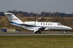 G-CROO - 525A-0388 - EBJ Operations - Cessna 525A Citation CJ2 - Luton - 090401 - Steven Gray - IMG_2832