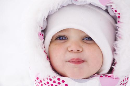 Coralee - snow princess