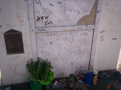 Marie Laveau voodou Queen's tomb (tancate) Tags: frenchquarter neworleansla