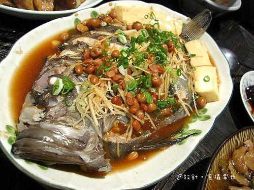 大飲酒食馬面魚
