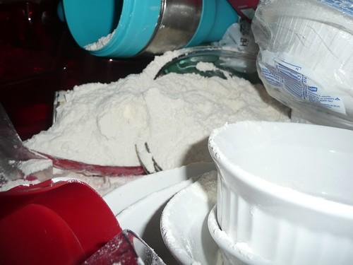 flour explosion