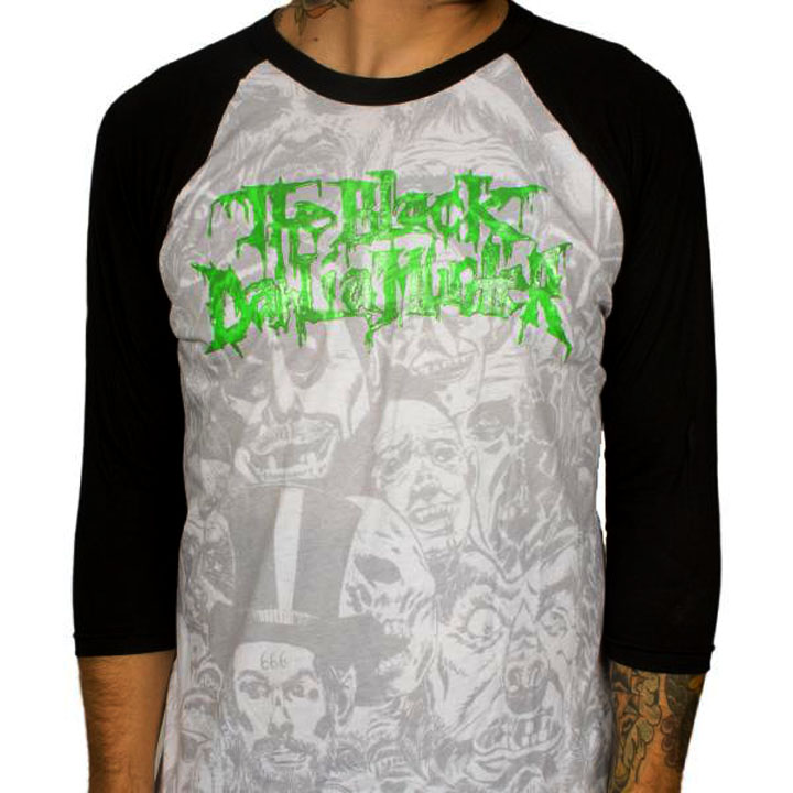"2009/10/27 Black Dahlia Murder ""Monsters"""