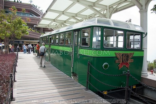 The Peak Tram Centennial