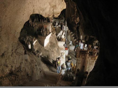 Luang Prabang Pak Ou Cave