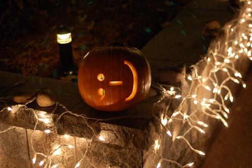 My Jack-O-Lantern ;-)