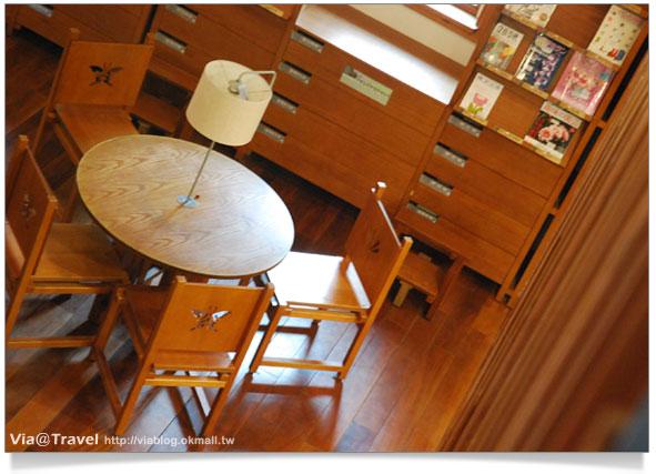 【北投一日遊】北投圖書館~綠色概念美學的圖書館13
