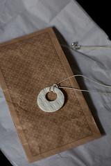 Lace Necklace, 106/365