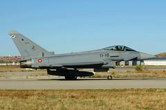 Torrejón AB (TOJ / LETO) (joseluiscel (Aviapics)) Tags: eurofighter typhoon leto eda torrejón toj ef2000