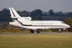 N298W - 45 - Private - Dassault Falcon 900 - Luton - 091029 - Steven Gray - IMG_3160