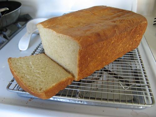 King Arthur Flour potato bread