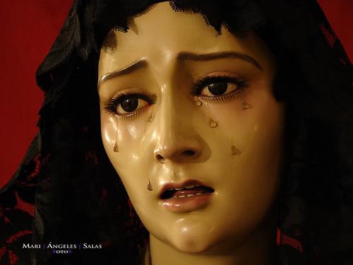 Lágrimas de negros presagios