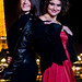Night Street Photoshoot in Paris - Catherine Smith & Sarah He