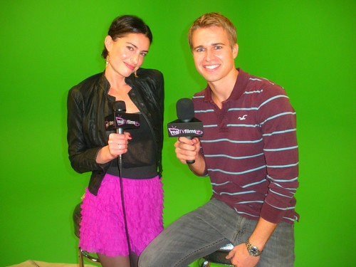 "RealTVfilms Production Stills -- Samantha Gutstadt,  Randy Wayne...Duffy-  ""Frat Party"" Press Junket"