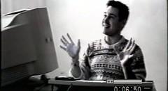 Escríbeme Algo [Corto + Making Off] Año 2000 on Vimeo by Julio García (juliogarma) Tags: alfonsomoreno juliogarcía albertolizaralde juliogarma angelsaavedra danimoreno escribemealgo juliocesargarcía mónicarico