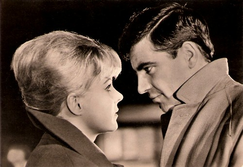 Alan Bates, June Ritchie