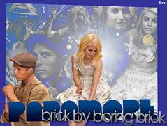 14. Paramore - Brick By Boring Brick (beatriz paino) Tags: new york brick by eyes williams jeremy boring josh taylor zac davis brand hayley farro paramore