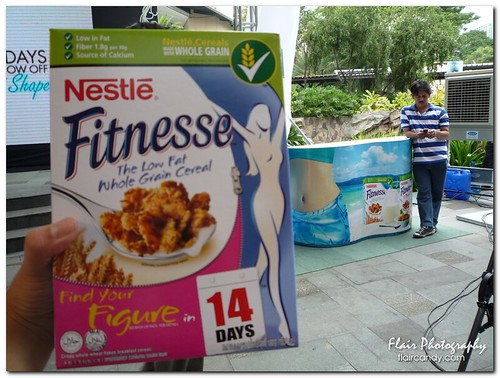 Nestle Fitnesse at Greenbelt 58