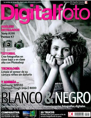 Digital Foto 105 portada