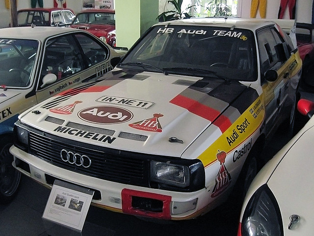 auto cars sports car museum hotel republic czech audi quattro lany