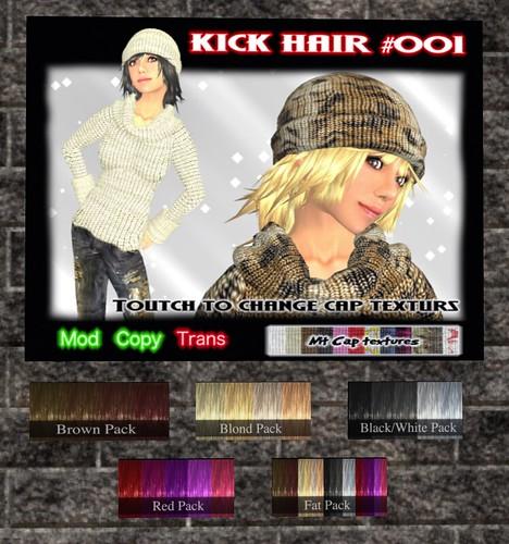 hair001 demo