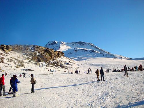 Rohtang Pass, Manali in Himachal Pradesh