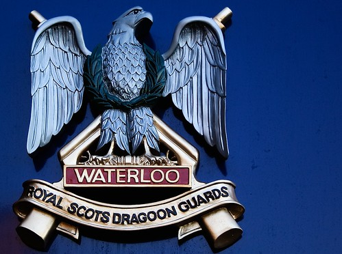 Royal Scots Dragoon Guards Logo | Flickr - Photo Sharing!
