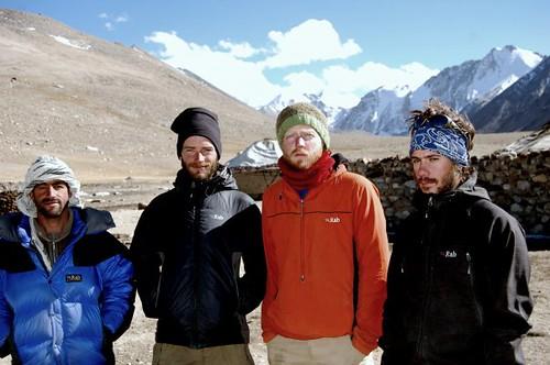 Afghan climbing