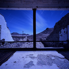 Porters Brothers Store, Rhyolite (TheNocturnes) Tags: nightphotography night photography dream mojave deathvalley date rhyolite furnacecreek nocturnes thenocturnes