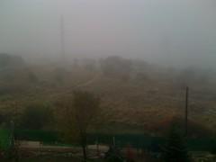 No, una niebla espesa 2