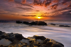 Seseh (tropicaLiving - Jessy Eykendorp) Tags: light sunset sea sky bali seascape beach nature water indonesia landscape rocks shoreline westcoast canggu efs1022mmf3545usm seseh outdoorphotography canoneos50d tropicaliving hitechfilters vosplusbellesphotos sesehbeach rawproccessedwithdigitalphotopro tiffproccessedwithadobephotoshopcs3