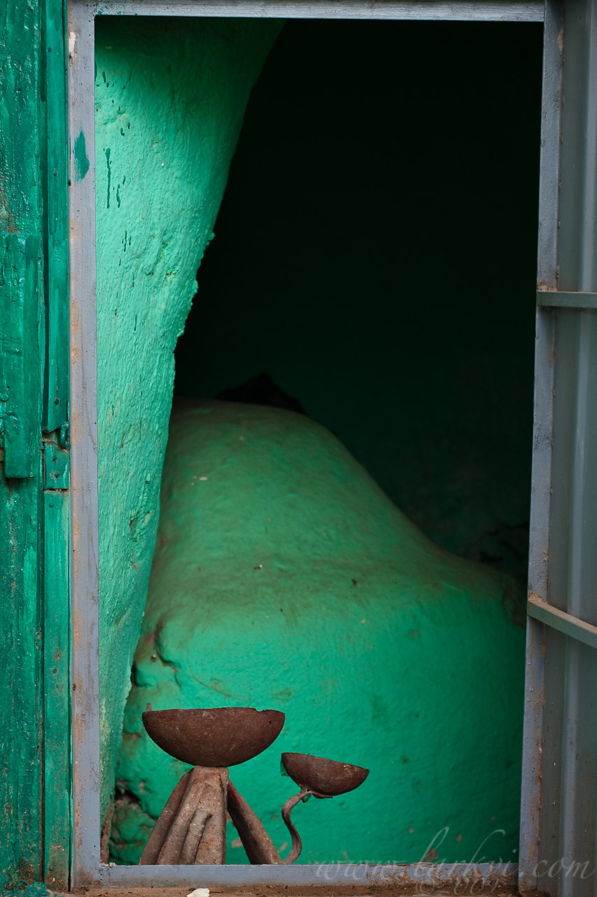 Shrine #3, Harar, Ethiopia, 2009