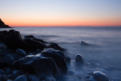 Osmington Dawn (Freester) Tags: beach dawn dorset canonefs1022mmf3545usm jurassiccoast osmington leefilters osmingtonmills 06nd dawnraid 06ndgradhard