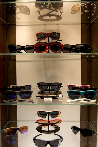 oakleys on parade
