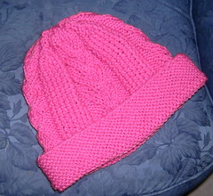 Pink Hat Complete