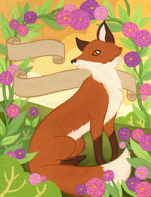 Ex Libris - Fox
