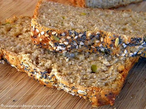 Cheddar Chile Beer Bread