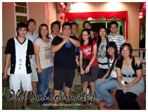 Old Schoolmates Reunion
