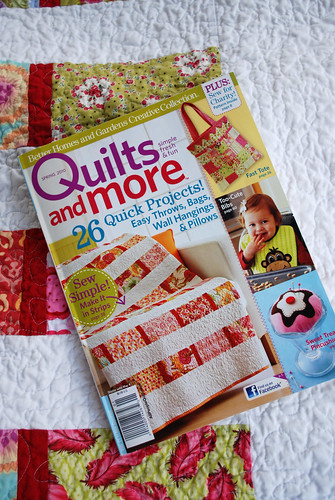 BH&G Quilts and More Spring 2010